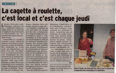 Article Dauphiné